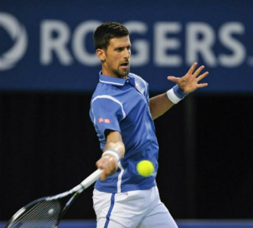 Djokovic - Berdych: Mấu chốt ở tâm lý (TK Rogers Cup) - 1