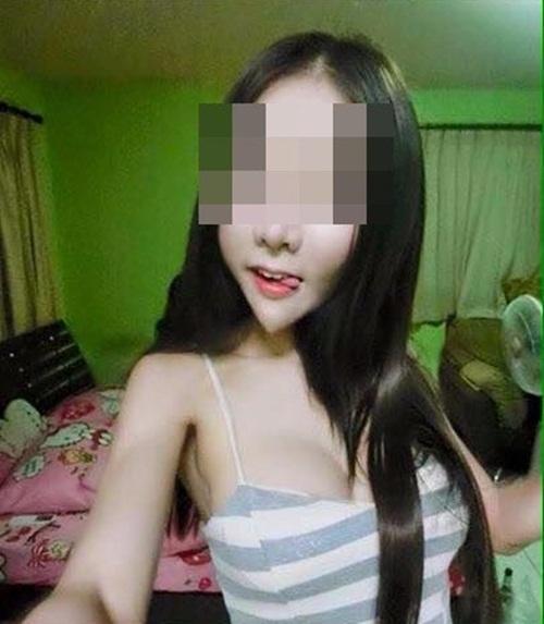 """""""Hot girl mặt rắn"""" Thái Lan khiến dân mạng sợ hãi - 4"""