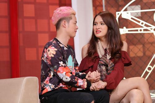 Hương Giang Idol bị bóc mẽ ngay trên sóng truyền hình - 3