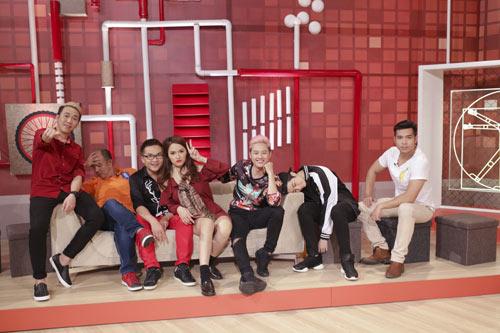 Hương Giang Idol bị bóc mẽ ngay trên sóng truyền hình - 1