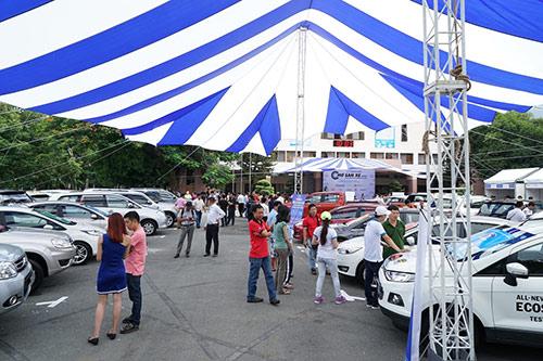 Lần đầu tiên Carmudi - Chợ Săn Xe 2016 tổ chức ở TP HCM - 1