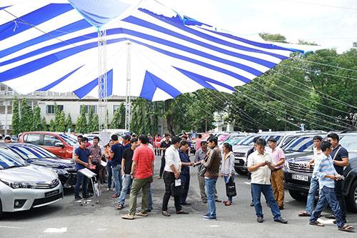 Lần đầu tiên Carmudi - Chợ Săn Xe 2016 tổ chức ở TP HCM - 3
