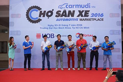 Lần đầu tiên Carmudi - Chợ Săn Xe 2016 tổ chức ở TP HCM - 4