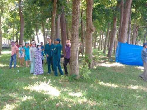 Phát hiện thi thể nam sinh trên sông Hương - 1