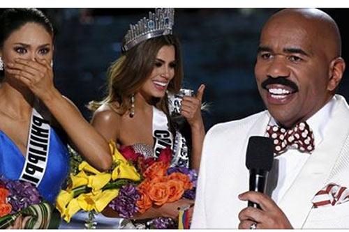 """""""Mc tội đồ"""" vẫn được dẫn Hoa hậu Hoàn vũ 2016 - 2"""