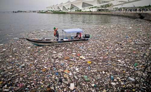 Olympic: Tận cùng thảm họa, Brazil oằn mình giữa sóng dữ - 3