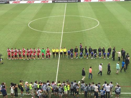 """South China - Juventus: """"Kẻ lạ mặt"""" tỏa sáng - 1"""