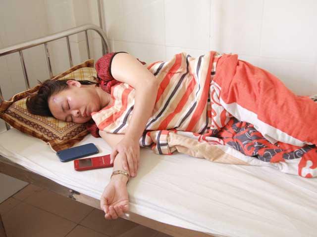 Nữ giám đốc bị đe dọa, hành hung đến nhập viện - 1