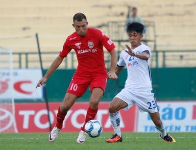 Sôi động V-League 30/7: Bình Dương thua đau, Thanh Hóa thắng nghẹt thở - 6