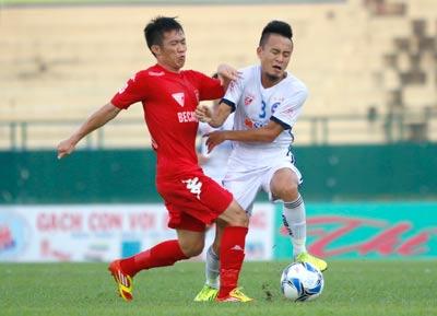 Sôi động V-League 30/7: Bình Dương thua đau, Thanh Hóa thắng nghẹt thở - 3