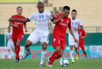 Sôi động V-League 30/7: Bình Dương thua đau, Thanh Hóa thắng nghẹt thở - 5