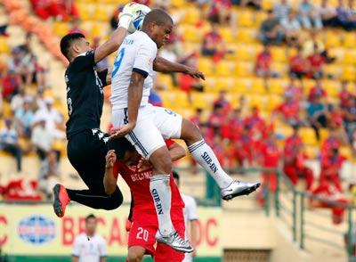 Sôi động V-League 30/7: Bình Dương thua đau, Thanh Hóa thắng nghẹt thở - 4