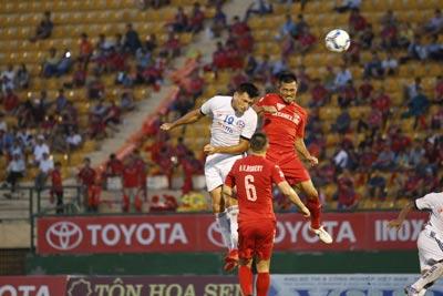 Sôi động V-League 30/7: Bình Dương thua đau, Thanh Hóa thắng nghẹt thở - 7