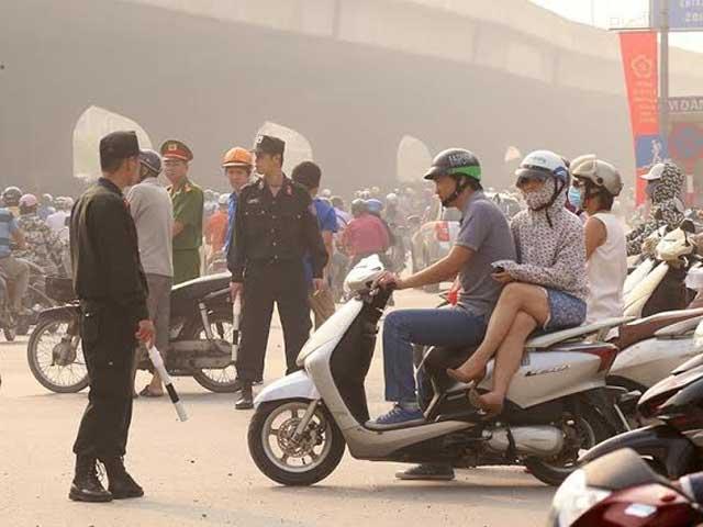 CSCĐ Hà Nội sẽ xử lý vi phạm giao thông cả ban ngày - 1