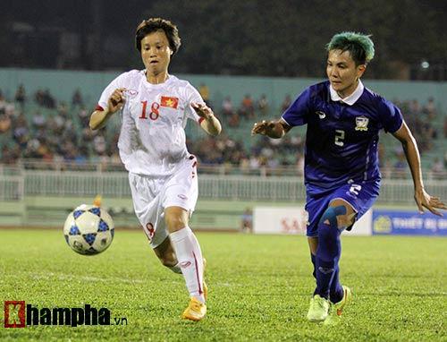 Tin HOT tối 30/7: ĐT nữ Việt Nam hạ Thái Lan 2-0 - 1
