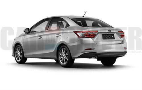 Toyota Etios C giá 450 triệu đồng khiến Honda City lo lắng - 2