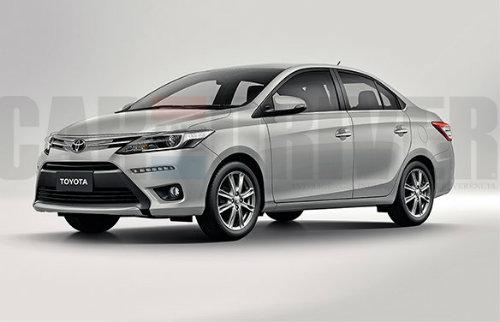 Toyota Etios C giá 450 triệu đồng khiến Honda City lo lắng - 1