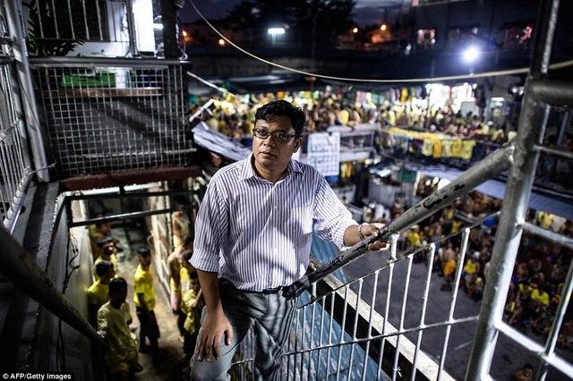 Hình ảnh sốc trong nhà tù khét tiếng nhất Philippines - 6