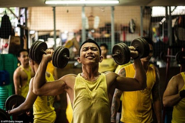 Hình ảnh sốc trong nhà tù khét tiếng nhất Philippines - 5