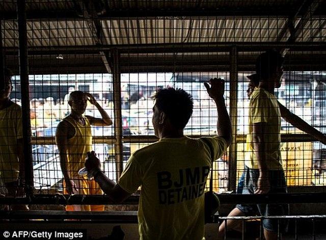 Hình ảnh sốc trong nhà tù khét tiếng nhất Philippines - 9
