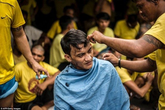 Hình ảnh sốc trong nhà tù khét tiếng nhất Philippines - 10