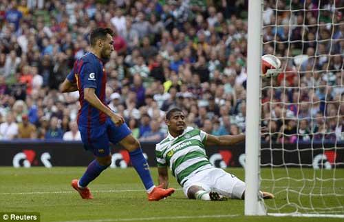 """Barca – Celtic: Ngày của """"kép phụ"""" - 1"""