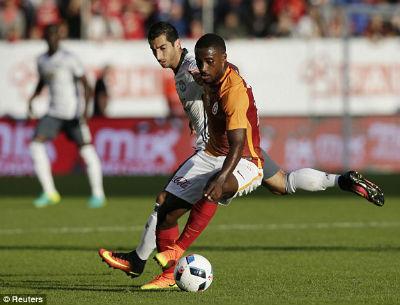 Chi tiết MU – Galatasaray: Mata góp vui (KT) - 5