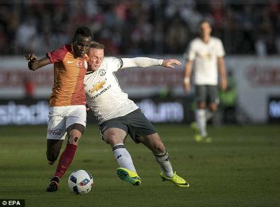 Chi tiết MU – Galatasaray: Mata góp vui (KT) - 6