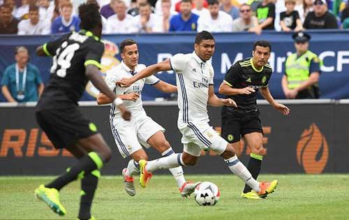 Real Madrid – Chelsea: Những phút cuối hú vía - 1
