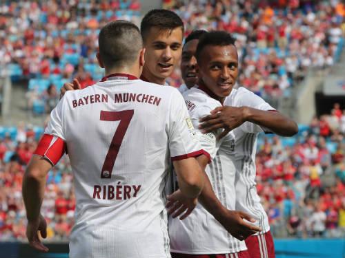 """Inter - Bayern: """"Cơn điên"""" của sao trẻ - 1"""