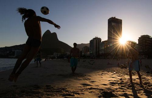 """Olympic: """"Tất tần tật"""" mọi ngóc ngách về Rio 2016 - 4"""