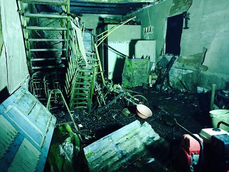 Kinh hoàng: Cháy nhà trong đêm, 6 người trong gia đình thiệt mạng - 1