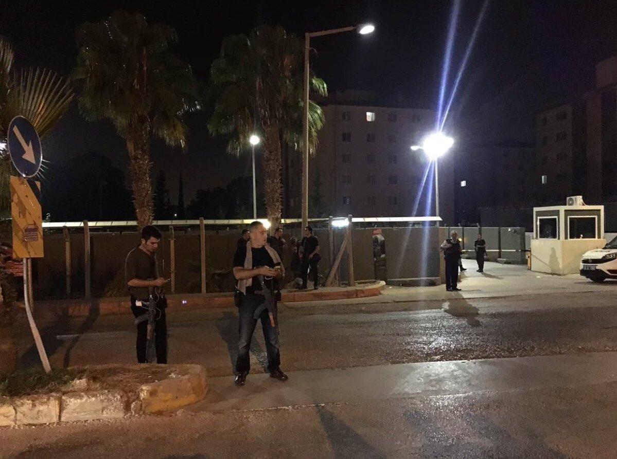 7.000 cảnh sát Thổ Nhĩ Kỳ bao vây căn cứ NATO - 1
