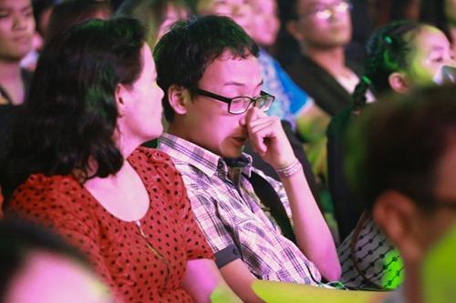 Ngô Thanh Vân khóc cùng hàng ngàn fan của nhóm 365 - 12