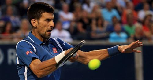 Djokovic - Monfils: Hẹn đấu Nishikori (BK Rogers Cup) - 1