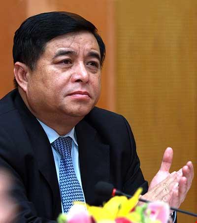 Bộ trưởng Bộ KH&ĐT: Không được chậm trễ với 5 triệu tỉ - 1