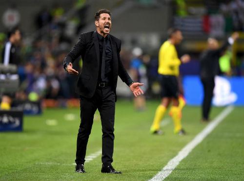"""Simeone muốn đến Anh, Arsenal có dám """"tiễn"""" Wenger - 1"""