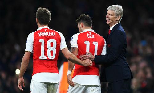 """Simeone muốn đến Anh, Arsenal có dám """"tiễn"""" Wenger - 2"""