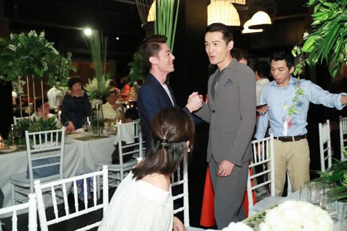 Dàn khách mời toàn sao dự tiệc của Hoắc Kiến Hoa-Lâm Tâm Như - 4