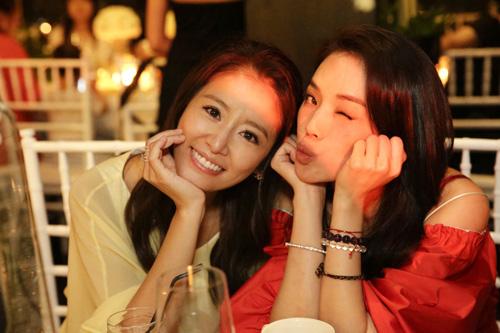 Dàn khách mời toàn sao dự tiệc của Hoắc Kiến Hoa-Lâm Tâm Như - 7