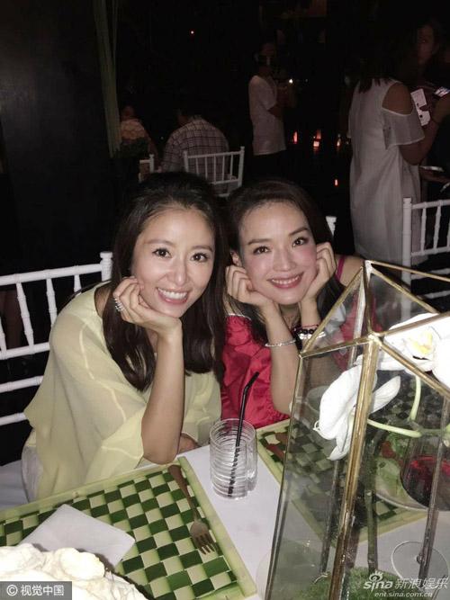 Dàn khách mời toàn sao dự tiệc của Hoắc Kiến Hoa-Lâm Tâm Như - 8