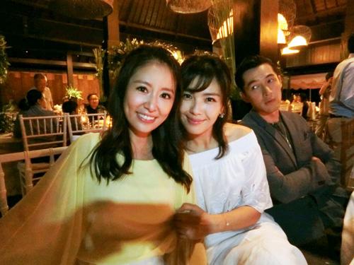 Dàn khách mời toàn sao dự tiệc của Hoắc Kiến Hoa-Lâm Tâm Như - 9