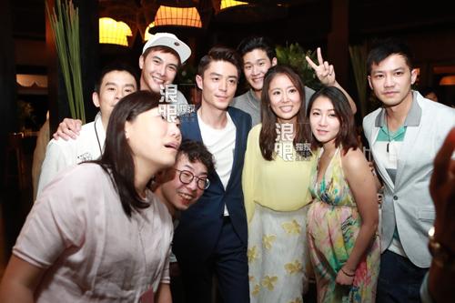 Dàn khách mời toàn sao dự tiệc của Hoắc Kiến Hoa-Lâm Tâm Như - 11