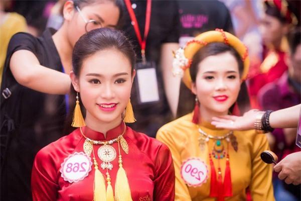 Người đẹp thành tích khủng tại Hoa hậu VN không sợ thị phi - 7