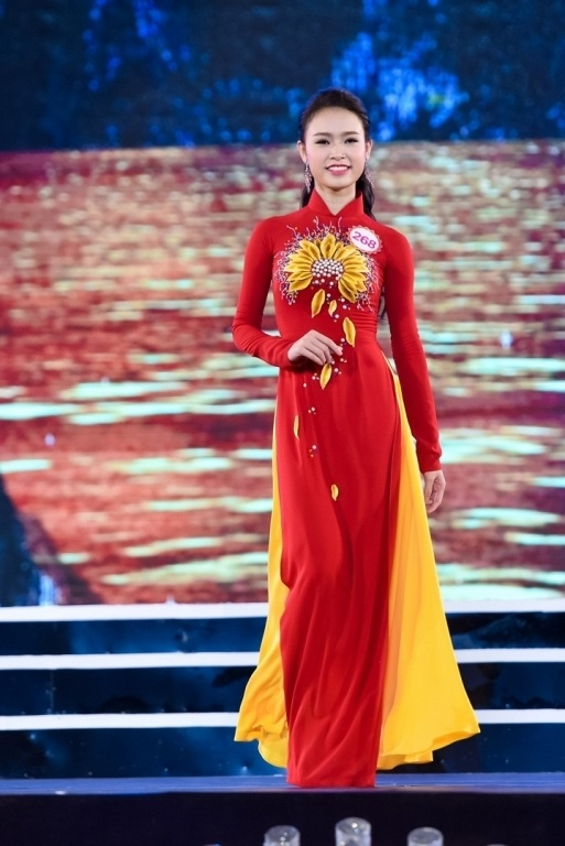 Người đẹp thành tích khủng tại Hoa hậu VN không sợ thị phi - 13