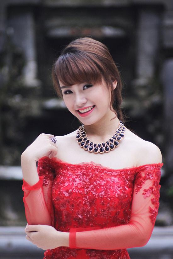 Người đẹp thành tích khủng tại Hoa hậu VN không sợ thị phi - 11