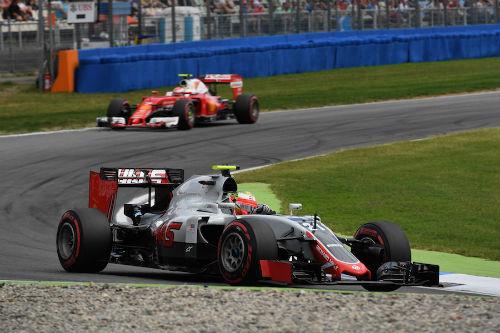 F1, phân hạng German GP - Rosberg giành pole đầy bản lĩnh - 4
