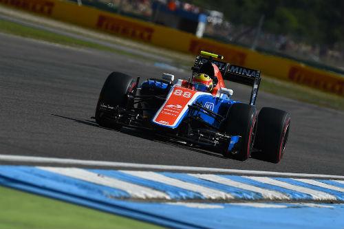 F1, phân hạng German GP - Rosberg giành pole đầy bản lĩnh - 2