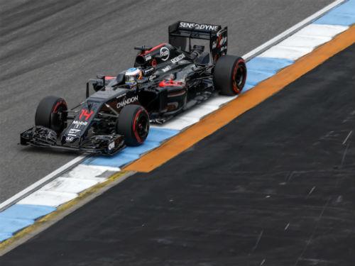 F1, phân hạng German GP - Rosberg giành pole đầy bản lĩnh - 3