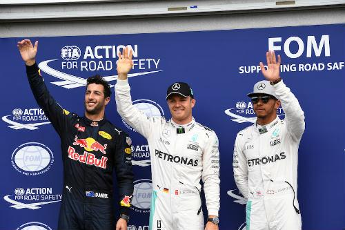 F1, phân hạng German GP - Rosberg giành pole đầy bản lĩnh - 1